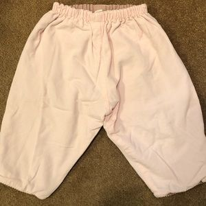 Bonpoint 18mo Pink Corduroy Lined Pants EUC